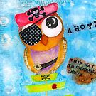 The Pirate Owl by Melissa Underwood