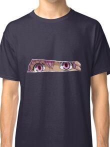 future diary mirai nikki yuno gasai anime manga shirt Classic T-Shirt