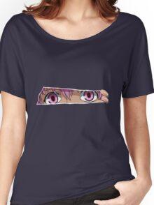 future diary mirai nikki yuno gasai anime manga shirt Women's Relaxed Fit T-Shirt