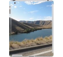 Lucky Peak, Idaho..Famous boating and summer fun place. AS IS iPad Case/Skin