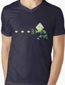 Periman (Megaman Peridot) Mens V-Neck T-Shirt