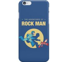 The Adventure of Rockman iPhone Case/Skin