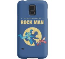 The Adventure of Rockman Samsung Galaxy Case/Skin