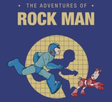 The Adventure of Rockman by Akiwa
