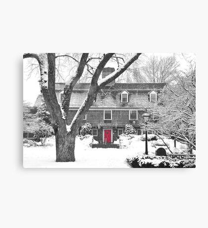 The Nassau Inn, Princeton NJ  Canvas Print
