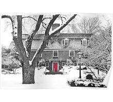 The Nassau Inn, Princeton NJ  Poster