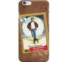 Field of Dreams Movie Poster Card iPhone Case/Skin
