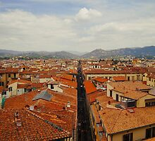 Straight Through Florence by HOBbitDAY
