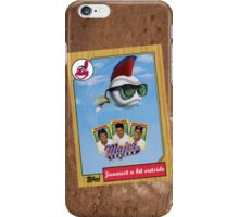 Major League Movie Poster Card iPhone Case/Skin