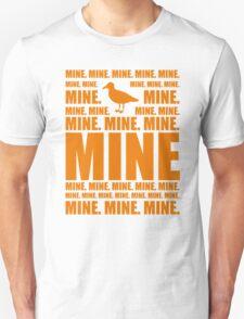 Mine in orange T-Shirt
