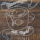 Moonlight All-Nite Diner by hispurplegloves