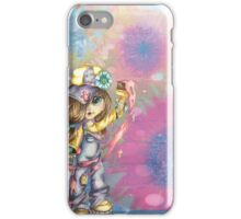 Rory Colors The World By Heather Valentin iPhone Case/Skin