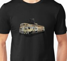 Old Steel Train Unisex T-Shirt
