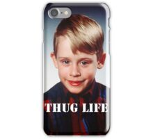 Macaulay Culkin - Thug Life iPhone Case/Skin