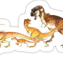 theropods ltd. Sticker