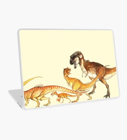 theropods ltd. Laptop Skin