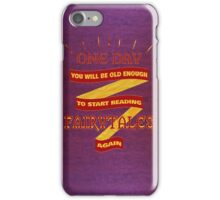 Reading Fairytales iPhone Case/Skin
