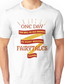 Reading Fairytales Unisex T-Shirt