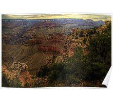 Grand Canyon - South Rim Poster
