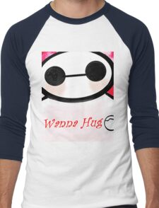 Warm Hugs Men's Baseball ¾ T-Shirt
