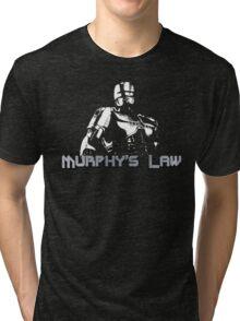 Murphy's Law Tri-blend T-Shirt