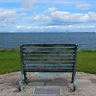 Skerries Bench by Paul Finnegan