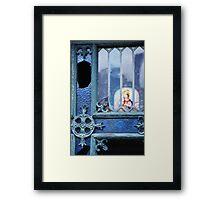 Eternal Icon Framed Print