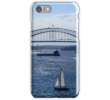 Just another Denison day... iPhone Case/Skin