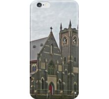 Parish Church of  Mary Queen of Peace , Scone, Australia iPhone Case/Skin