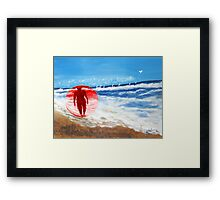Just for fun............... Framed Print