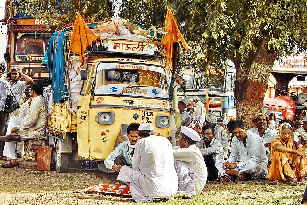 Waari - On a short break by Prasad