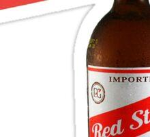 Red Stripe: I Sticker