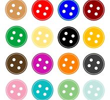 Button Buttons by Laschon Robert Paul
