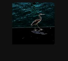 Stalking Crane - Venice, CA Unisex T-Shirt