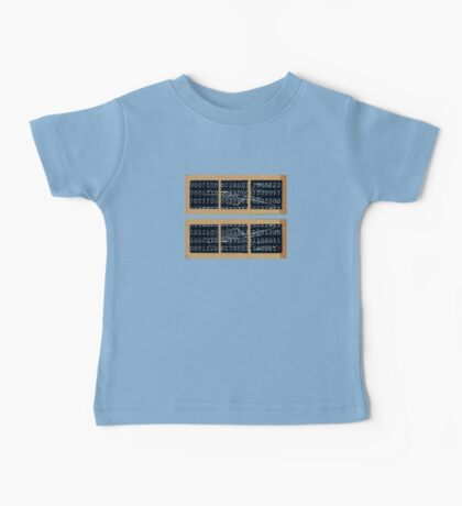 How To Disappear Completely (radiohead) Baby Tee