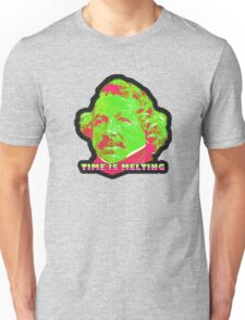 Time Is Melting Unisex T-Shirt