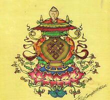 Ashtamangala by Ti Campbell-Allen