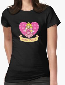 Sailor Peach Womens Fitted T-Shirt