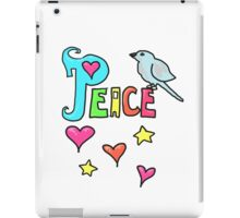 Psychedelic PEACE iPad Case/Skin
