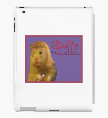 Buffy the Hampire Slayer iPad Case/Skin