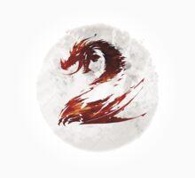 Guild Wars 2 Faded Logo by kajatta
