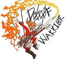 Mad Max Fury Road - Coma-Doof Warrior by Niksync