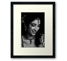 Shruti Framed Print