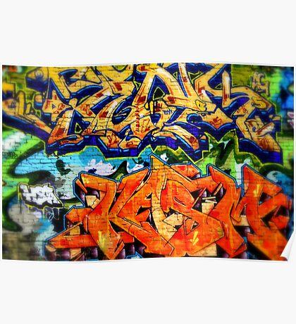 Graffiti Craze 2 Poster