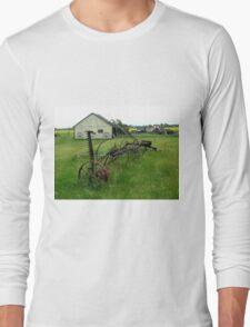 OLD FARM EQUIPMENT Long Sleeve T-Shirt