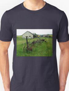 OLD FARM EQUIPMENT Unisex T-Shirt