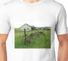 OLD FARM EQUIPMENT Unisex T-Shirt