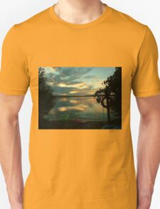 OPALESCENT COLORS ON THE LAKE T-Shirt