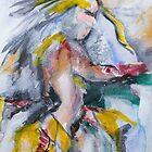 Belly Dancer  by Reynaldo