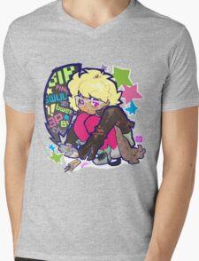 bip Mens V-Neck T-Shirt
